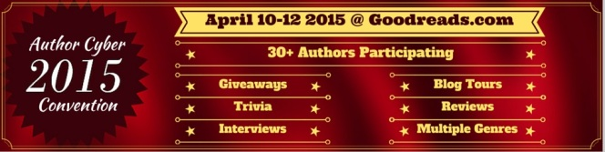 Author Cyber Convention - Banner Image