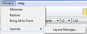 Scriv Window_Layout Menu