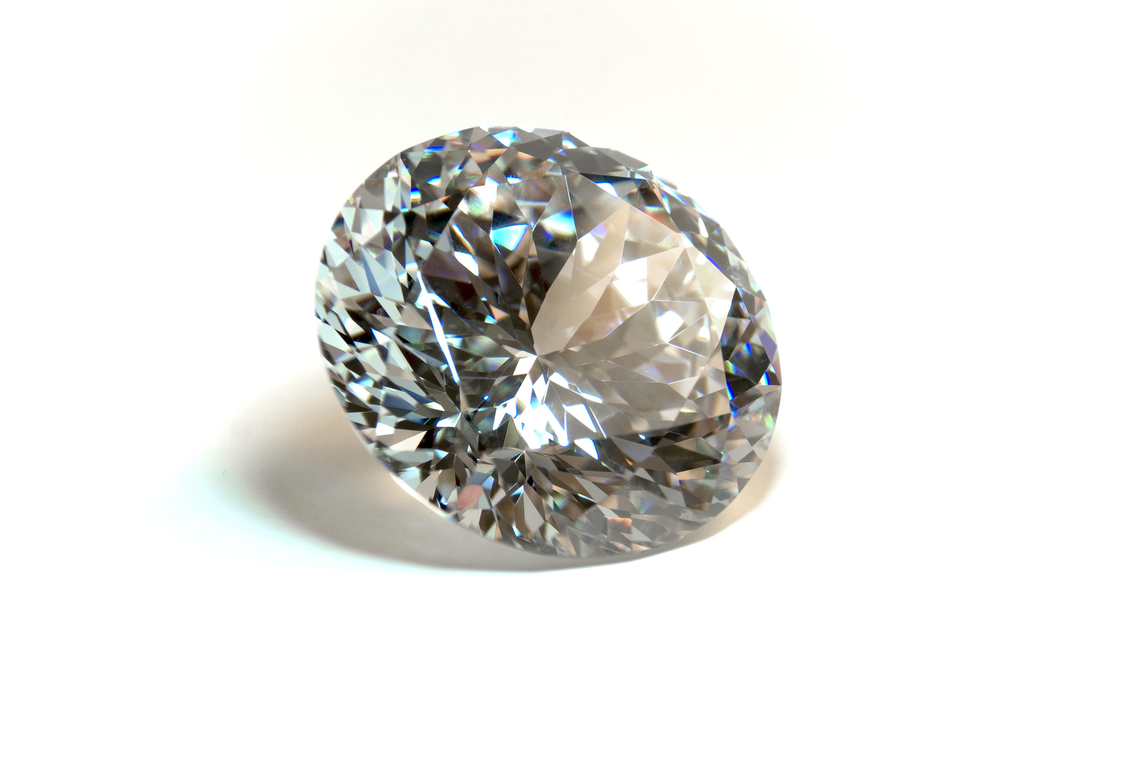 Diamond Photo Courtesy Morguefile Free Section