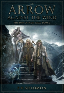 Book Cover Arrow Against The Wind Revised