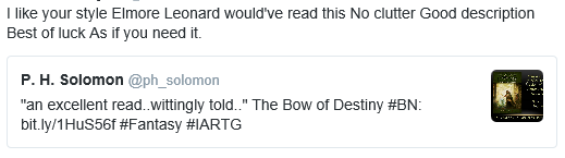 Twitter Reader Response
