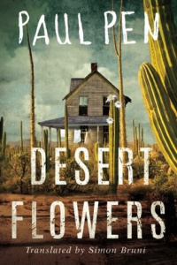 Book cover for Desert Flowers by Paul Pen