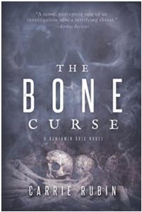 The Bone Curse by Carrie Rubin